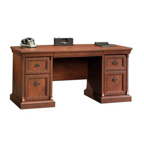 sauder executive desk sauder arbor gate executive computer desk