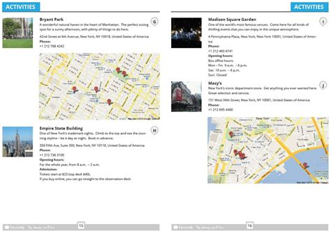 new york a guide new york travel guide in pdf sygic travel