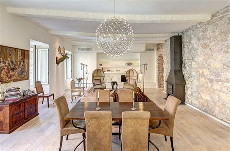 Dining Room Table Decorating Ideas stylish pendants that deliver textural and geometric