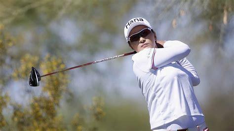 se ri pak golf swing se ri pak receives special exemption into 2016 u s women