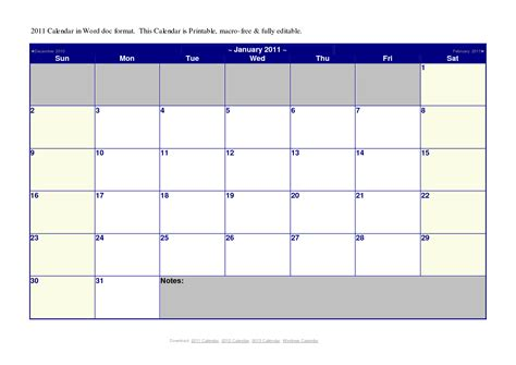 Image Gallery 2016 word calendar