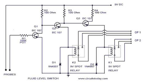 tank level switch wiring diagrams tank free engine image
