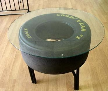 they make it cause we buy it the tire coffee table