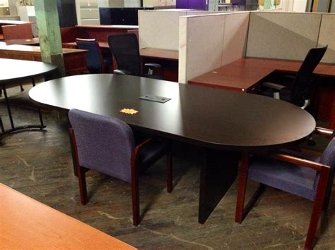 used conference table used 8 ft mahogany conference table nashville office