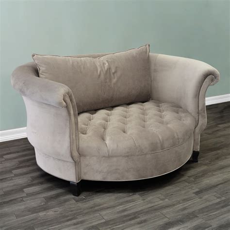 cuddle couch furniture cuddle chair various color fabric chair hautehousehome com