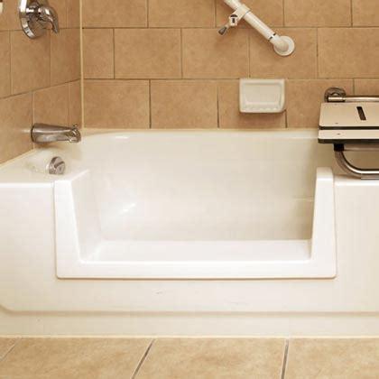 Bathtub Cutout Conversions Grab It Bathrooms Inc