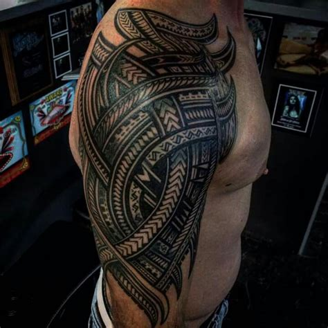 tattoo shops kalamazoo 63 best polynesian hybrid tattoos by evan beers kalamazoo