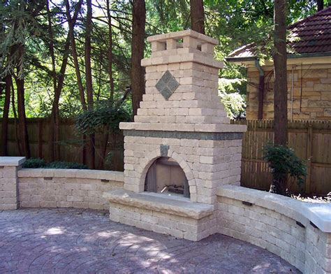 Outdoor Masonry Fireplace Plans by Outdoor Brick Fireplace Designs Fireplace Designs
