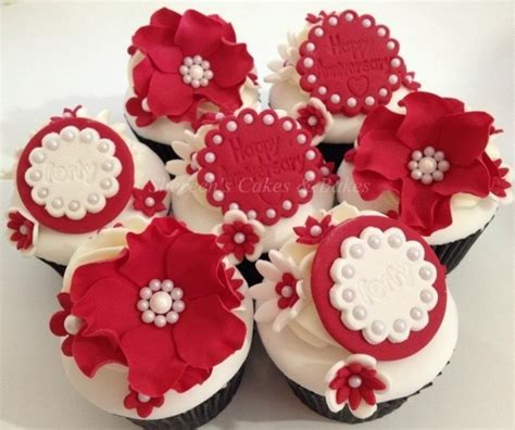 17 Best images about Ruby wedding Anniversary on Pinterest