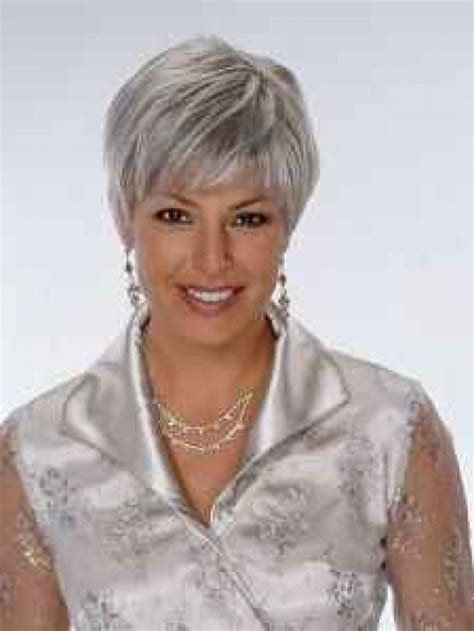short grey hair for 40s women pinterest hair styles for short thin fine hair over 50 2012