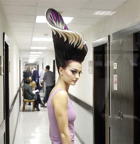 hairshow guide for hair styles 8 outrageous hairstyles all for charity bit rebels