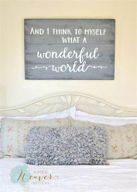 bedroom wall signs 17 best ideas about above bed decor on pinterest above