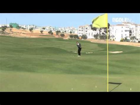backyard golf drills golf tips tv 40 yard pitching drill youtube