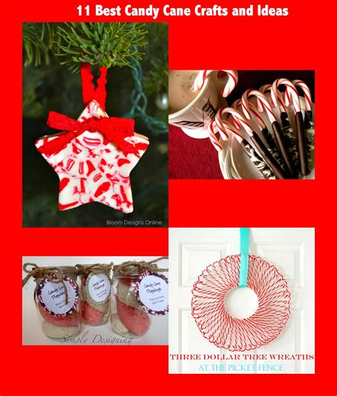 candy cane crafts  ideas healthy mama info