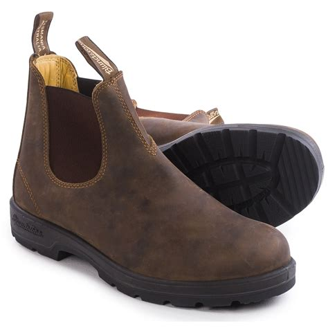 Sepatu Tough Brown Pull Up Leather Boots blundstone 585 pull on boots for and save 54