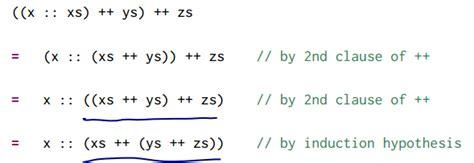 scala mooc i lec4 types and pattern matching scala mooc i lec5 lists mx s blog