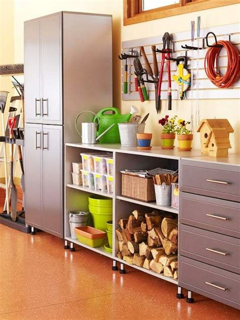 organize the garage ideas 34 practical and comfortable garage organization ideas