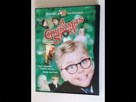 opening to a christmas story 1999 dvd youtube