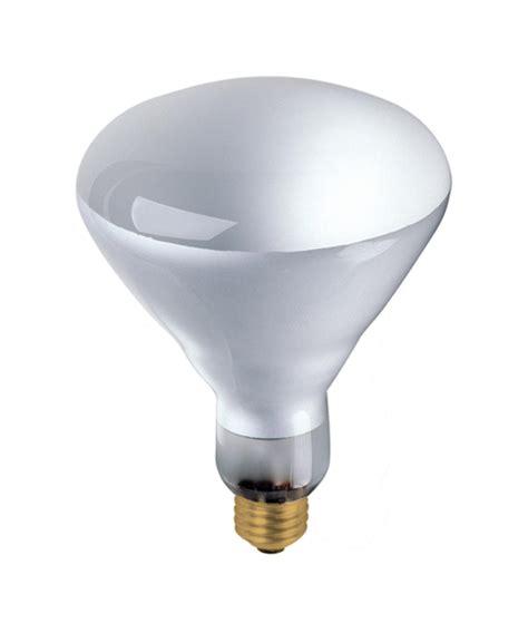 bulbrite h120br40fl 120 watt 120 volt clear halogen flood