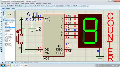 visitor pattern in c net digital counter circuit youtube