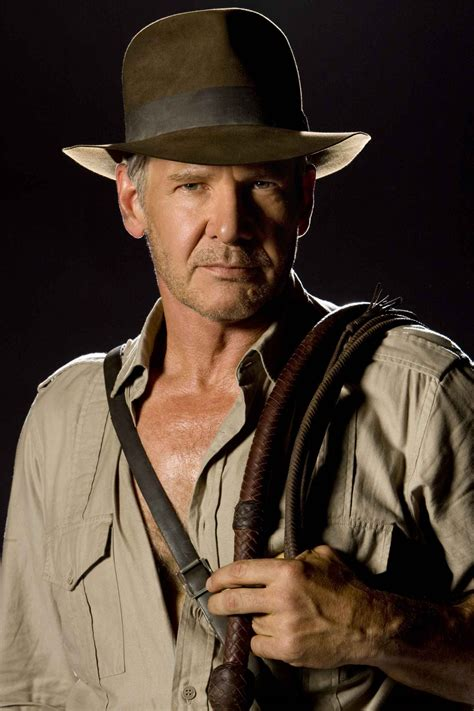 Harrison Ford Is Back As Indiana Jones And More by Photos Of Harrison Ford