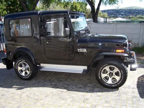 mahindra thar crde 4x4 mahindra mahindra thar crde 4x4 was listed for r109 000