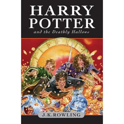 the of harry potter books harry potter and the deathly hallows book 7 j k