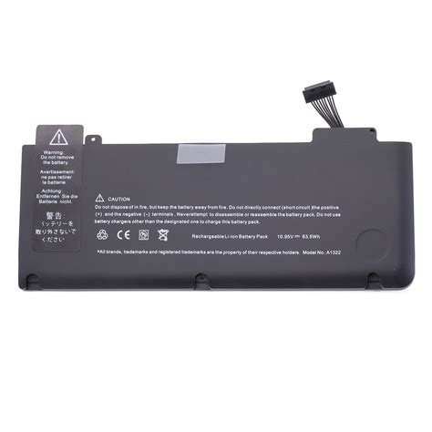 apple macbook 2009 charger battery charger for apple macbook pro 13 quot inch a1322 a1278