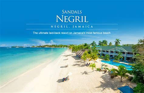 sandals jamaica all inclusive resorts sandals all inclusive resort sales and travel deals