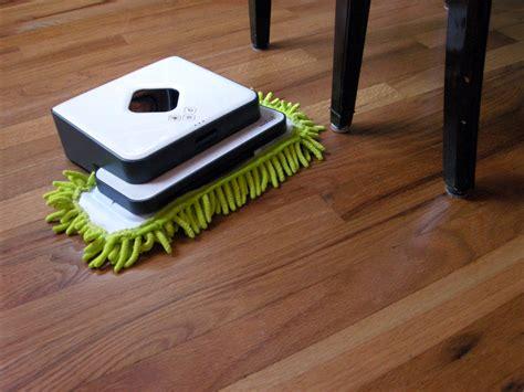 Robotic Floor Mop by Robot Rod Souping Up Mint Robot Vacuum Cleaner
