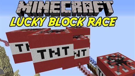 Kaos Minecraft 06 minecraft tnt lucky block race kaos igen modded mini