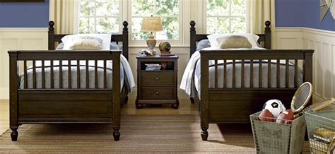 side by side bunk beds paula deen guys furniture island ny
