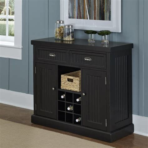 black distressed buffet home styles nantucket distressed black dining buffet