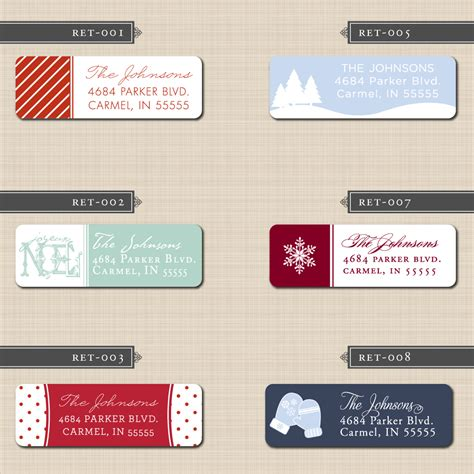 template for hallmark address labels 75 and arepatible with avery label 6870 for easy at home