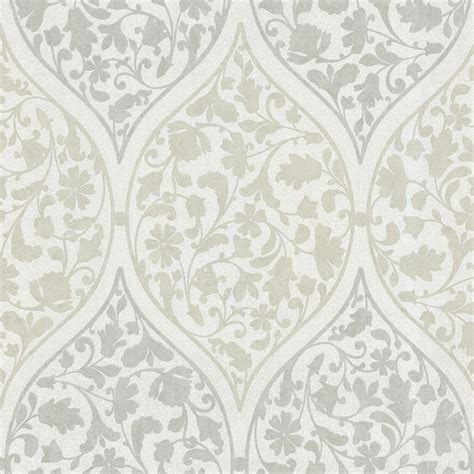 Bright Green Printer Paper - beacon house adelaide ogee floral light green wallpaper
