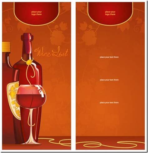 Word Vorlage Weinkarte Speisekarte Selber Erstellen Vorlage Kostenlos