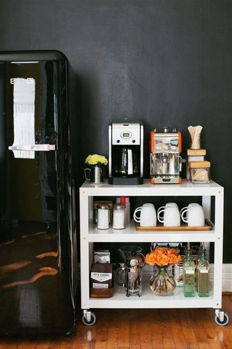 43 stylish home coffee stations to get inspired digsdigs