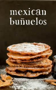 mexican bu 241 uelos with spiced brown sugar syrup recipes noshon it
