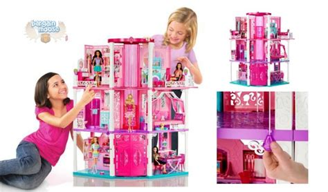 barbie doll house canada barbie dreamhouse was 180 now 89 walmart ca expired