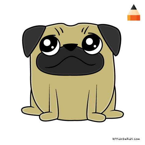 step by step how to draw a pug pug color pencil drawing by atomiccircus i present to you an illustrated tutorial on