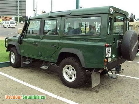 used land rover defender 110 1997 defender 110 for sale curpipe land rover defender 110 1997 land rover defender 110 used car for sale in gauteng south africa usedcarsouthafrica com