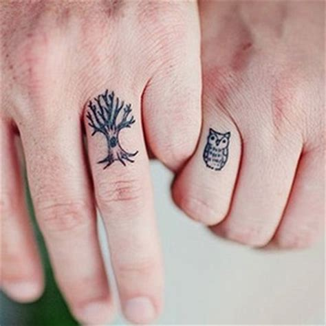 tribal marriage tattoos tribal wedding ring design