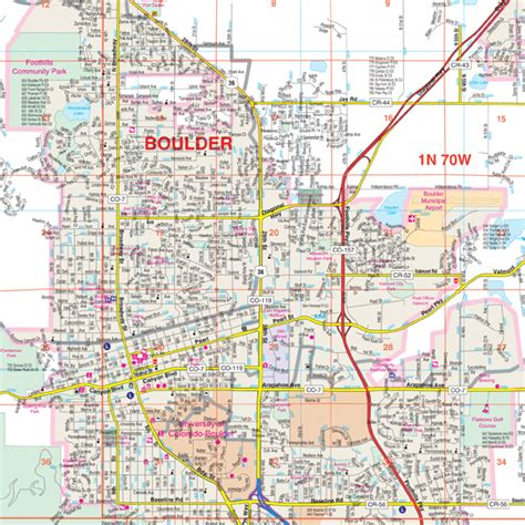 map of denver area map of denver metro area cities quotes