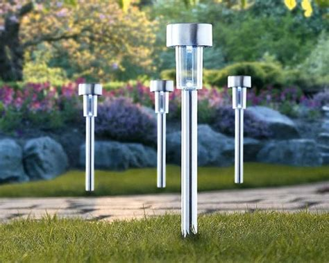 lade da giardino a energia solare prezzi lade solari da esterno illuminazione giardino