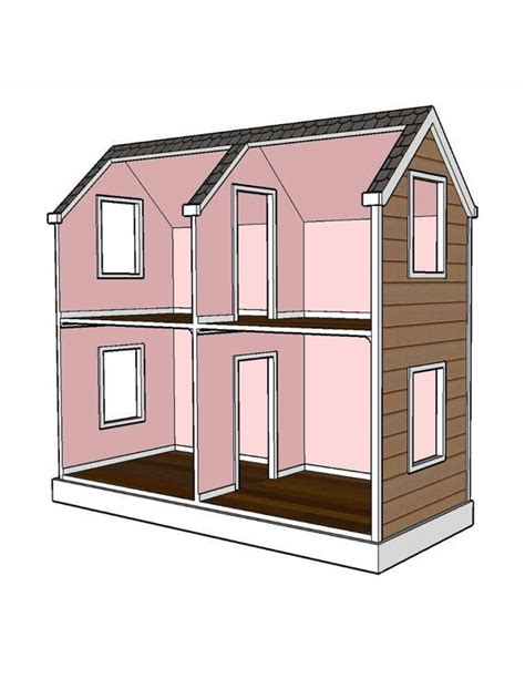 18 doll house plans american girl dollhouse plans www imgkid com the image kid has it