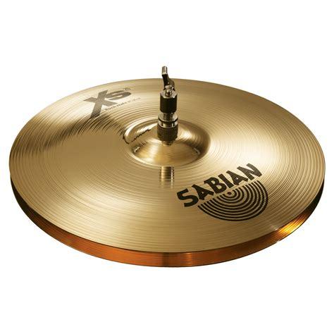 Cymbal Set sabian xs20 rock performance cymbal set at gear4music