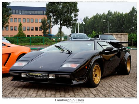 classic lamborghini countach after summer lamborghini drive after3 hr image at