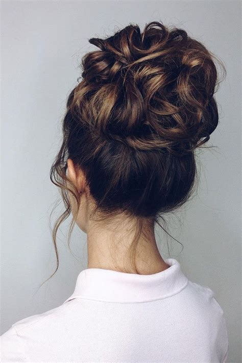 High Hairstyles by Best 20 Bun Tutorials Ideas On