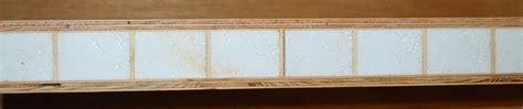 torsion box at lowe s non warping patented honeycomb