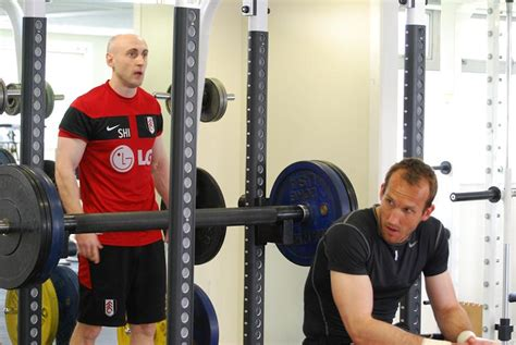fat bar bench preparing mark schwarzer for the 2010 world cup